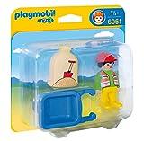 Playmobil - 6961 - Ouvrier avec brouette