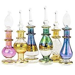 Egipcio Perfume botellas al...