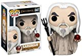 Funko- The Pop Vinyle-LOTR/Hobbit-Saruman, 13555
