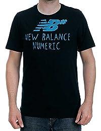 T-Shirt New Balance Numeric: MC Hand Drawn BK