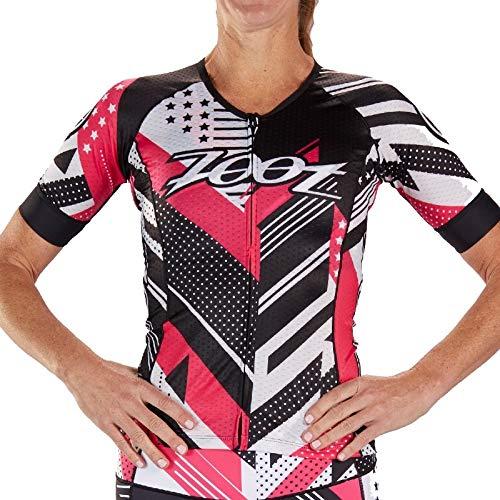 Zoot LTD Tri Aero SS Jersey Damen Team Größe M 2019 Triathlon-Bekleidung