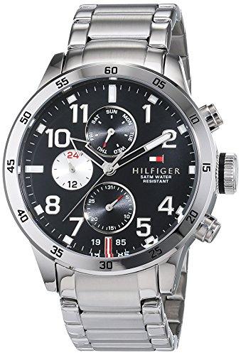 Tommy Hilfiger - Herren -Armbanduhr 1791141