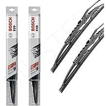 2X tergicristallo Bosch Eco–Wisch Foglie bdb40C40C della 899–40C di 40C