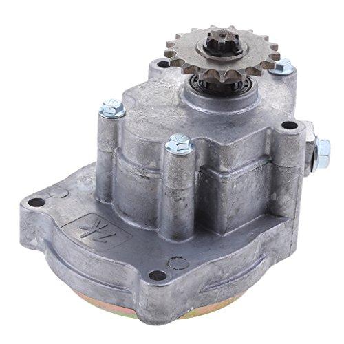 perfk Kupplungstrommel Getriebe Werkstattausrüstung für T8F-Kette geeignet - Silber 17 t - Fahrrad-kette Bell