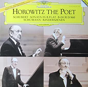 Horowitz the Poet [Vinyl LP] [Schallplatte]