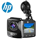 HP Car Camera Dash Cam 1080P Full HD Video Recorder In Car Dashboard Camera With Night Vision 2.4