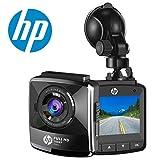 HP Dash Cam Telecamera per Auto Full HD 1080P con Visione Notturna