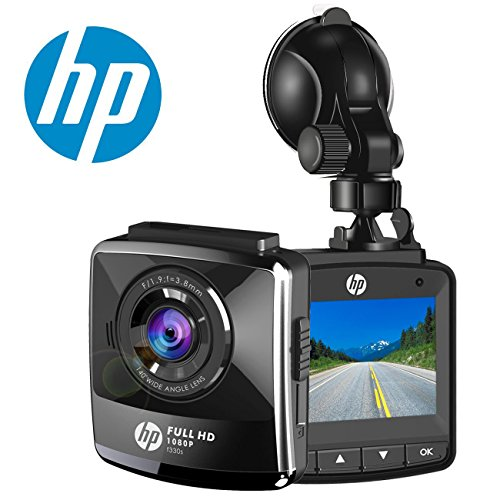 HP-Dash-Cam-Telecamera-per-Auto-Full-HD-1080P-Car-Dvr-Camera-G-Sensor-Registrazione-in-Loop-Visione-Notturna-e-24-Schermo-LCD