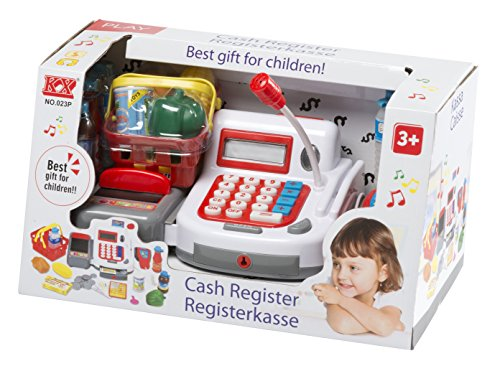 Eddy Toys Cash Register (22tlg)
