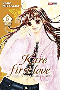 Kare first love Edition double Tome 5