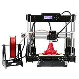 Anet A8_EU Drucker Kits mit Mainboard aufgerüstet, 8G SD-Karte, LCD-Bildschirm, 0, 5 kg freies PLA-Filament