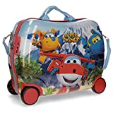 Super Wings Wings Mountain Bagage enfant, 50 cm, 34 liters, Multicolore (Varios Colores)