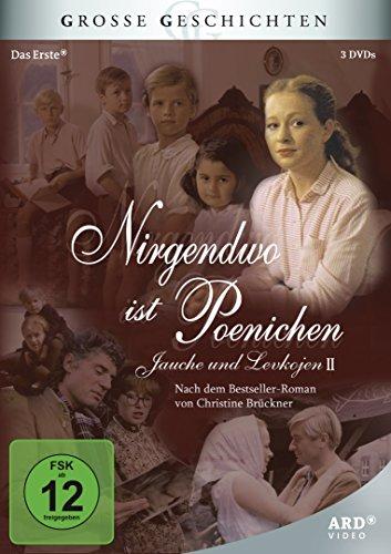 Große Geschichten - Nirgendwo ist Poenichen (Jauche und Levkojen II) (Neuauflage) (3 DVDs)