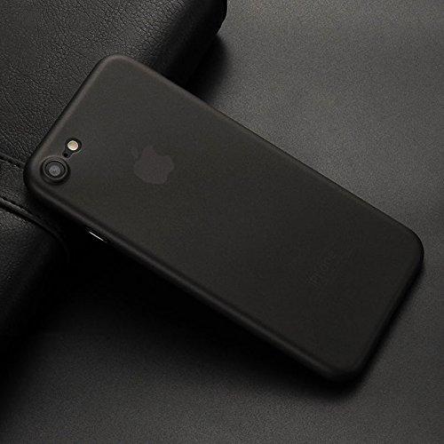 Für Apple iPhone superdünn Slim 0,3-0,4mm Semi Transperant matt PP Schutz Hülle Back Cover Haut, for iPhone 8 7 4.7