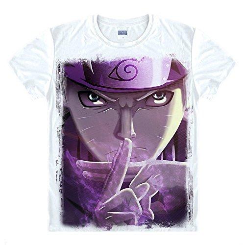 Hinata Cosplay Kostüm - Naruto T-Shirt Kostüm Cosplay