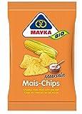 Mayka Bio Mais-Chips Natur, 125 g