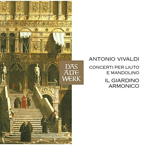 Concerto in D major for Lute RV93 : II Largo