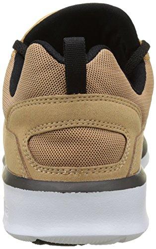 Dc Shoes - Heathrow, Sneakers, unisex Marrone (Camel)