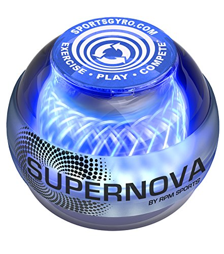 Powerball Supernova ® Classic, Weiß/Neon-Blau