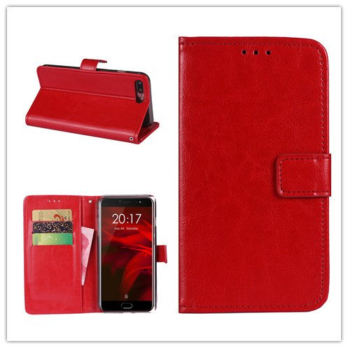 Funda® Flip Brieftasche Hülle für Ulefone Gemini Pro/Ulefone T1(Muster 3)