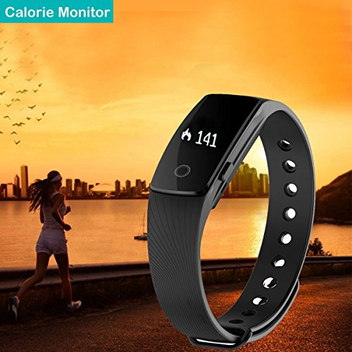 Willful SW320 Bluetooth Fitness Tracker - 3