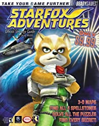 Star Fox Adventures Official Strategy Guide by Doug Walsh (2002-09-19)