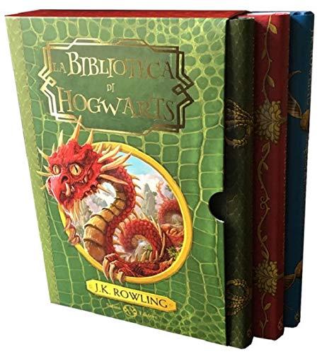 La biblioteca di Hogwarts: Gli animali