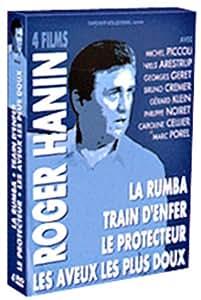 Coffret Roger Hanin 4 DVD : Train d'enfer / Les aveux les plus doux / La rumba / Le protecteur