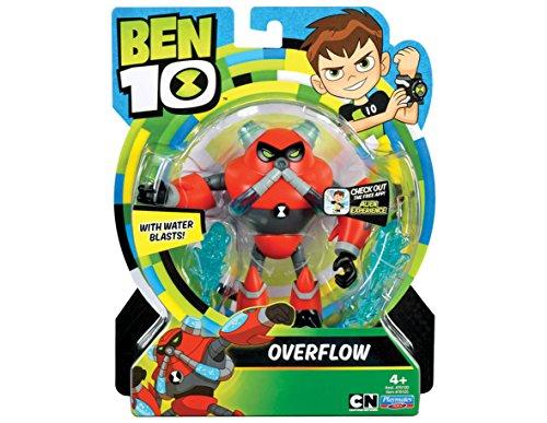 Ben 10 BEN08310 Ben10 Overflow 12cm Actionfigur
