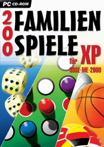 rondomedia GmbH 200 Familien-Spiele