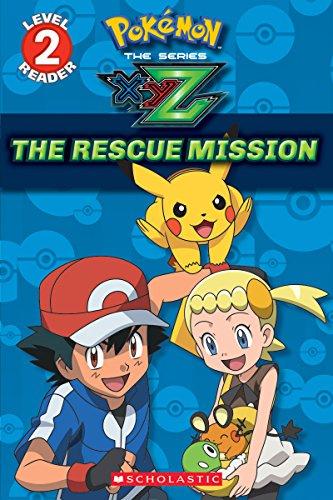 the-rescue-mission-scholastic-readers-pokemon