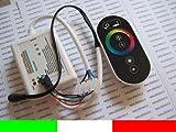 aftertech® Steuereinheit Controller LED Strip RGB + Fernbedienung Touch B6B3