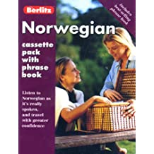 Berlitz Norwegian Travel Pack (Berlitz Cassette Packs)