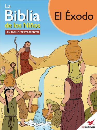 La Biblia de los Niños - Cómic El Éxodo
