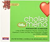 Vital Factors Choles Meno CoQ10 Integratore Alimentare, 30 Compresse