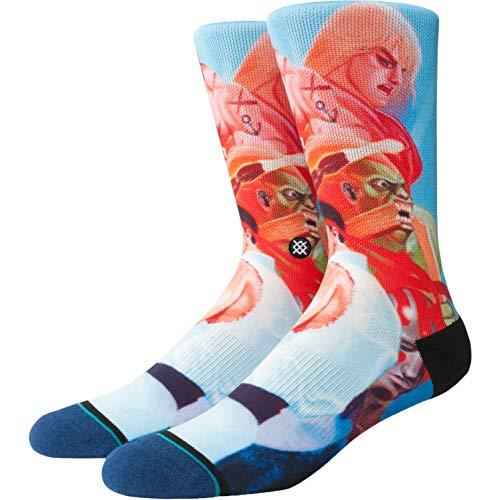 Stance Socks Anthem Street Fighter 2 Mul Größe: M Farbe: Red -