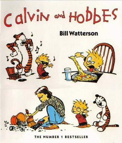 Calvin And Hobbes: The Calvin & Hobbes Series: Book One par Bill Watterson