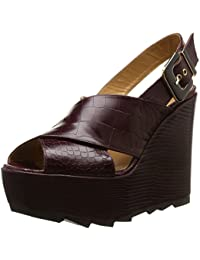 CASTAÑER UROPILLA-exotic leather - Zapatos para mujer