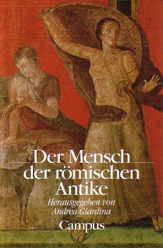 Der Mensch der römischen Antike.