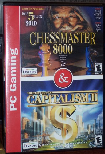 Chessmaster 8000 und Trevor Chan's Capitality II