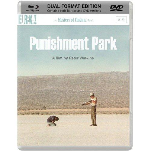 Punishment Park - Dual Format (Blu-ray+DVD) [Masters of Cinema] [UK Import]