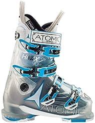 Atomic Hawx 90 mujeres botas de esquí Blanco crystal/transparent light Talla:25.5