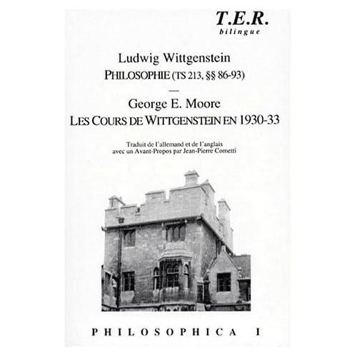 Philosophica, numéro 1