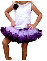 Etosell Bebe Filles Tulle Multicouche Dance Jupe 2-8Y J60