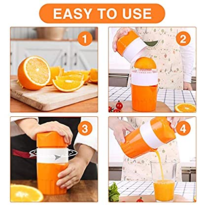 LIUMY-Tragbarer-Manueller-Juicer-Mini-Handbuch-Abdeckung-Rotary-Press-Fr-Lemon-Grapefruit-Easy-Clean-Behlter-Filter-Get-Raw-Healthy-JuiceOrange-Squeezer