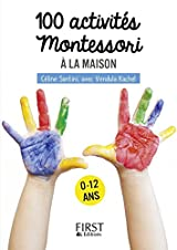 Petit livre de - 100 activités Montessori à la maison