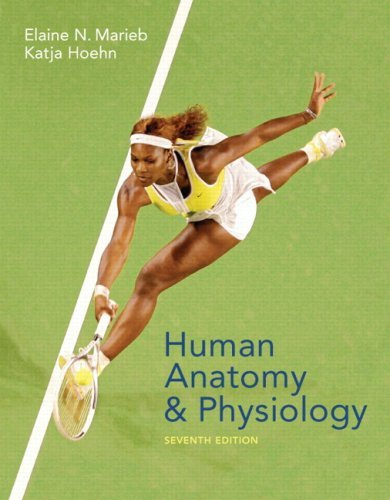 Human Anatomy & Physiology with IP-10 CD-ROM (7th Edition) by Elaine N. Marieb (2008-04-11)
