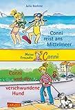 Conni Doppelbände: Conni reist ans Mittelmeer / Conni und der verschwundene Hund - Julia Boehme