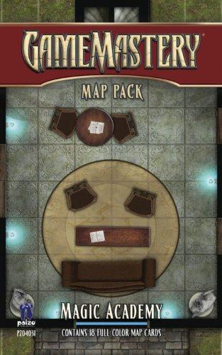 Gamemastery Paizo Publishing 4032 - GM Map Pack: Magic Academy - Gm General Modul