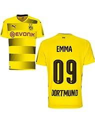 Puma BVB Borussia Dortmund Home Trikot 2017 2018 Heimtrikot mit Spieler Name